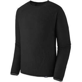Patagonia Capilene Air Koszulka z długim rękawem Mężczyźni, black